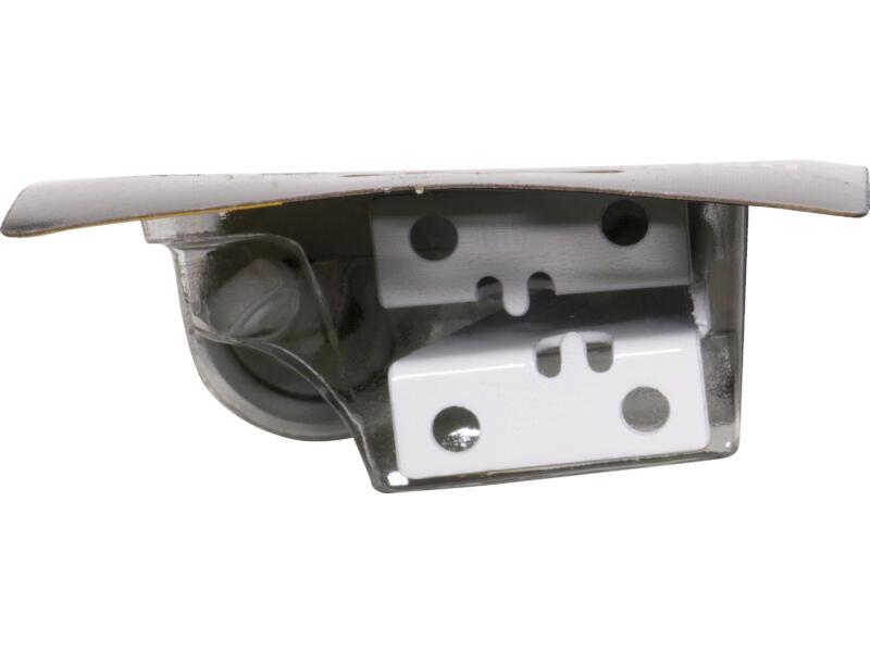 CanDo deurpomp vliegendeur wit
