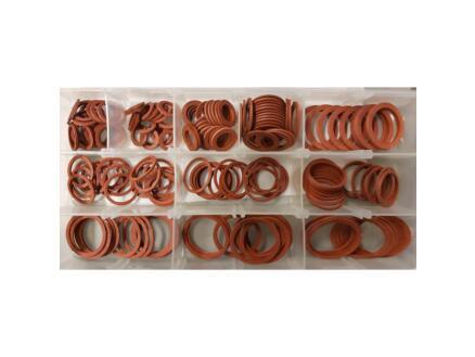 Saninstal dichting fiber assortiment in 18-vaks doos