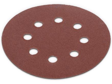 Kreator disque abrasif G120 125mm 5 pièces KRT230507