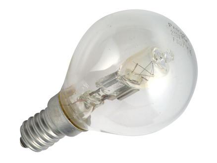 Prolight eco halogeen kogellamp E14 18W dimbaar