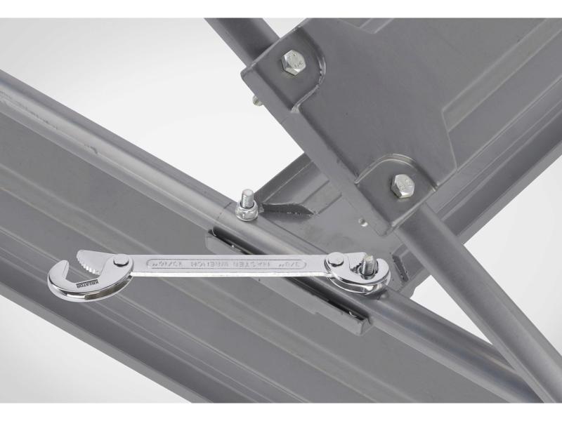 Kreator eenhandssleutel 9-22 mm