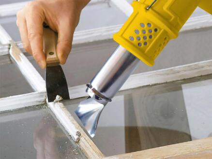 Practo elektrische onkruidbrander 3-in-1 + 5 mondstukken