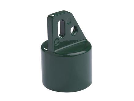 Giardino embout pour lisse supérieure 42mm vert