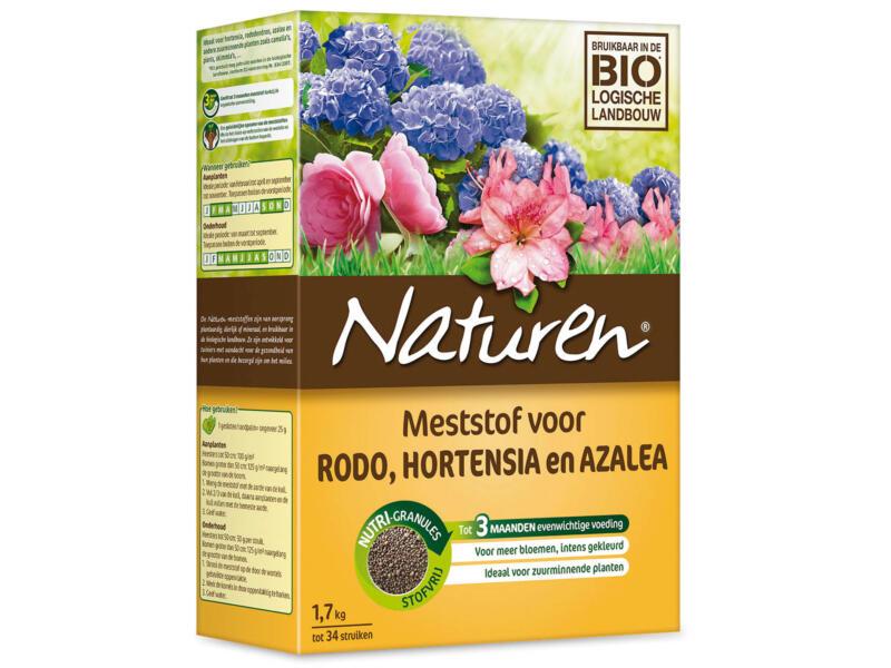 Naturen engrais rhododendrons & hortensias & azalées 1,7kg