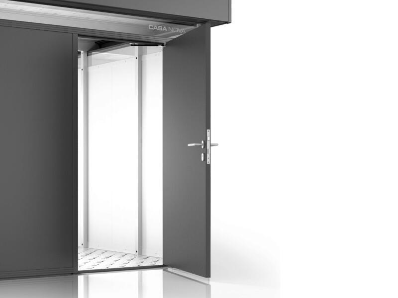 Biohort extra deur rechts voor CasaNova donkergrijs metallic