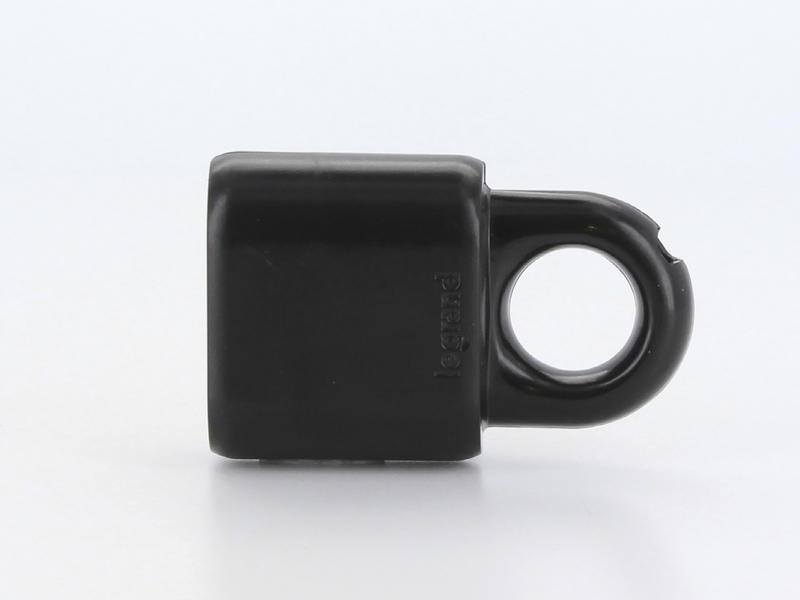 Legrand fiche 2,5A noir 2 pièces