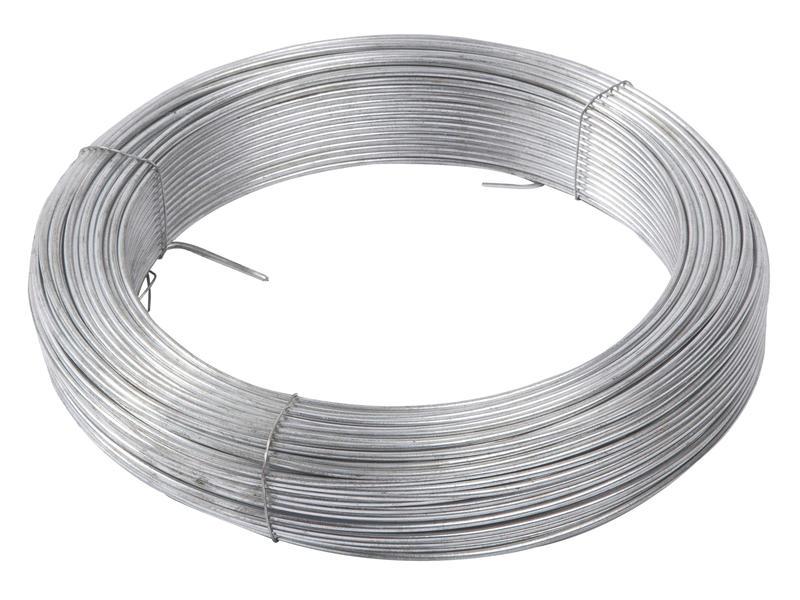 Giardino fil à ligature 100m 1,6mm galvanisé