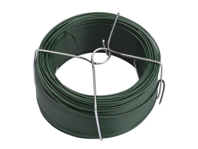 Giardino fil à ligature 10m 2mm vert