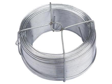 Giardino fil à ligature 15m 2,5mm galvanisé sur bobine