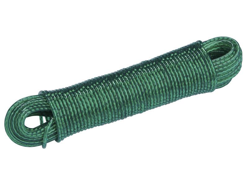 Giardino fil à linge 20m 2,5/3,4 mm vert