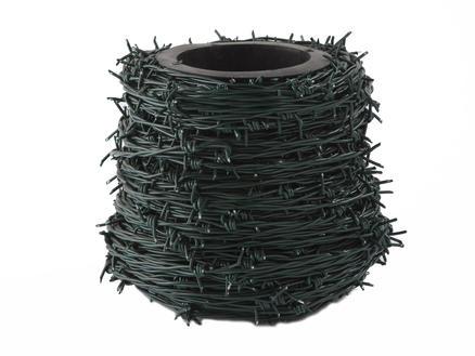 Giardino fil de fer barbelé 100m 2,4mm plastifié
