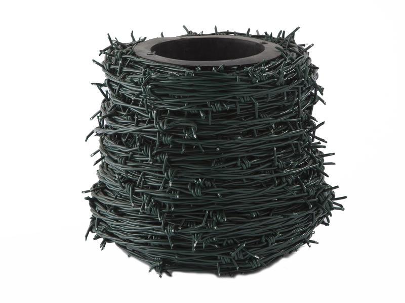 Giardino fil de fer barbelé 250m 2,4mm plastifié