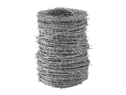 Giardino fil de fer barbelé 500m 1,7mm galvanisé