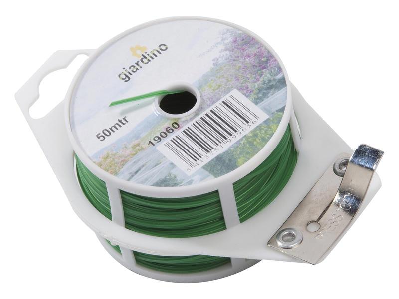 Giardino fil plat 50m vert