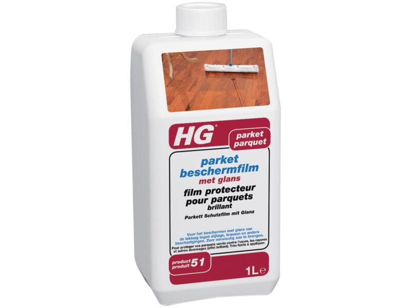 HG film protecteur brillance parquets 1l