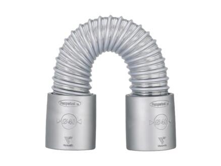 Saninstal flexibel aansluitstuk FF 40mm