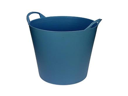 AVR flexibele tuinmand 40l blauw