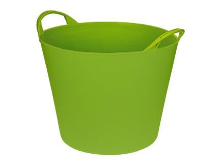 AVR flexibele tuinmand 40l groen