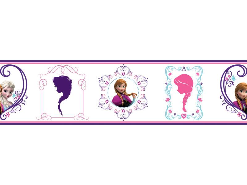 Disney frise adhésif Frozen frames multicolour/blanc