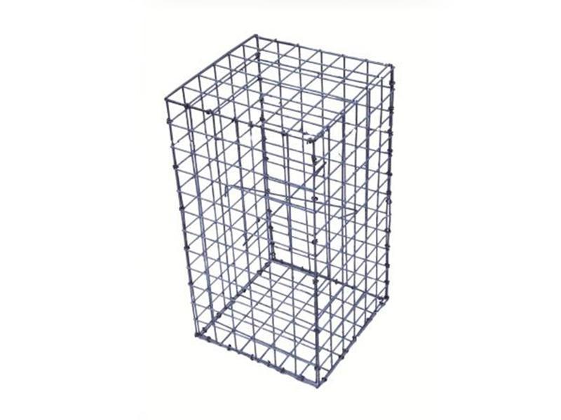 Giardino gabion 60x30x30 cm