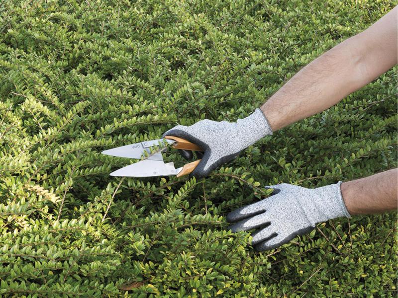 Kreator gants de jardinage XXL PU-flex gris