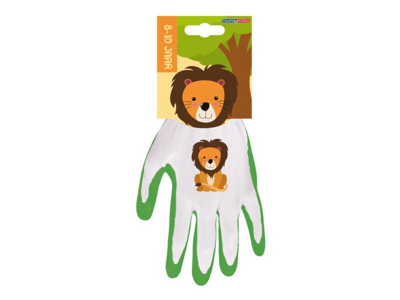 AVR gants de jardinage enfants 6/8 ans lion