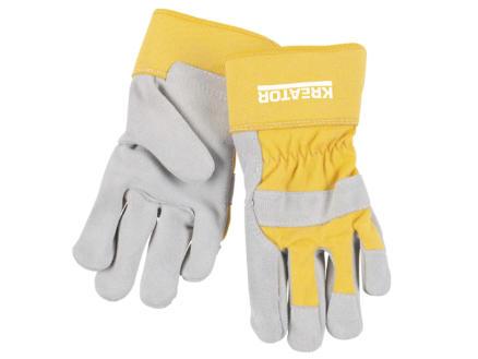 Kreator gants de travail enfants cuir