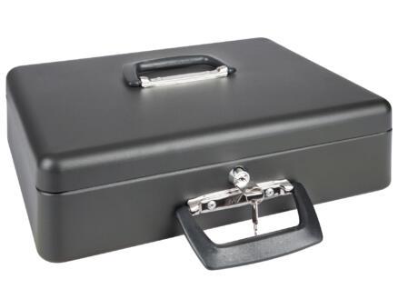 Practo Home geldkoffer met muntcompartimenten 11x37x29 cm