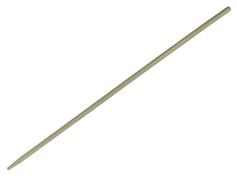 AVR gepunte harksteel 150cm hout