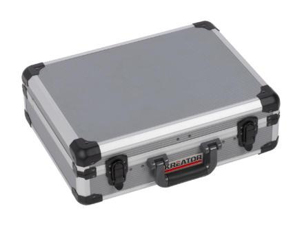 Kreator gereedschapskoffer 180-delig