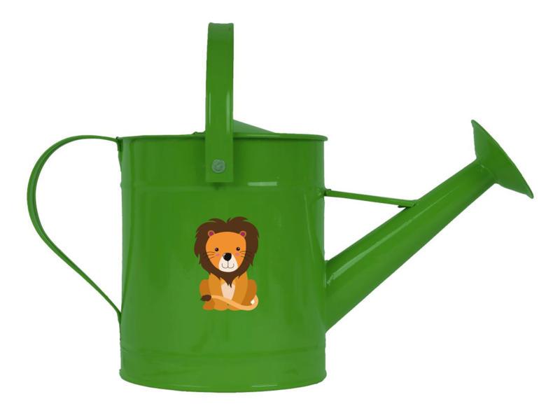 AVR gieter kinderen 0,75l groen leeuw