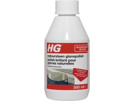 HG glanspolish natuursteen 300ml