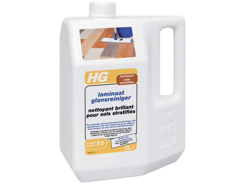 HG glansreiniger laminaat 2l