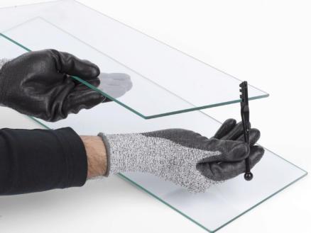 Kreator glassnijder 13cm