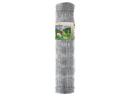Giardino grillage mouton lourd 50m x 120cm 9 fils