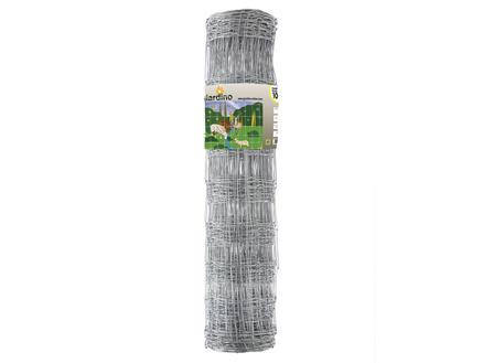 Giardino grillage mouton lourd 50m x 140cm 10 fils