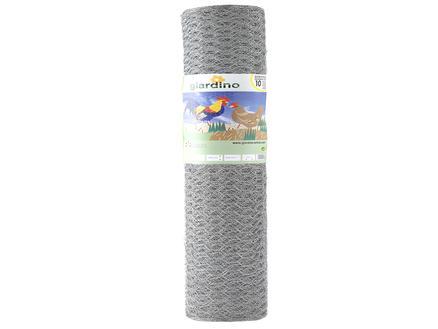 Giardino grillage poule 10m x 100cm 25mm