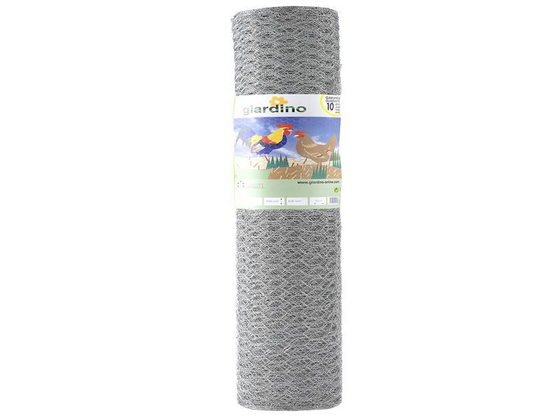 Giardino grillage poule 25m x 100cm 25mm