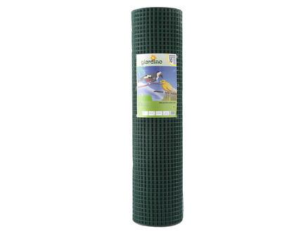 Giardino grillage soudé 10m x 51cm 0,65mm vert