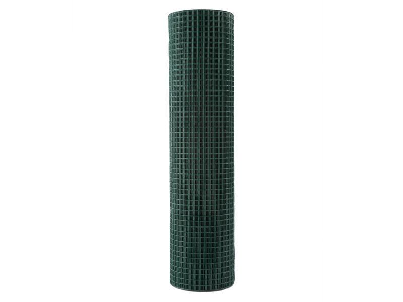 Giardino grillage soudé 2,5m x 51cm 12,7mm vert