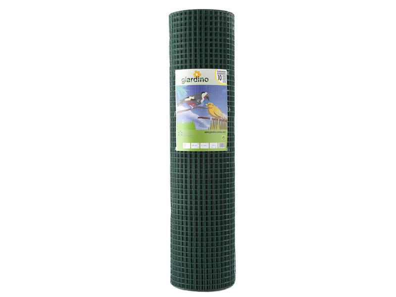 Giardino grillage soudé 5m x 51cm 0,65mm vert