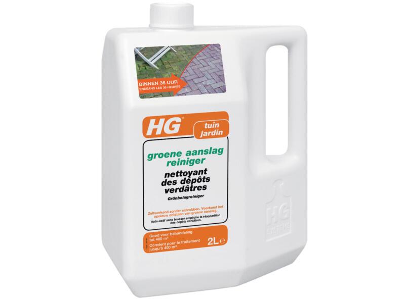 HG groene aanslagreiniger 2l