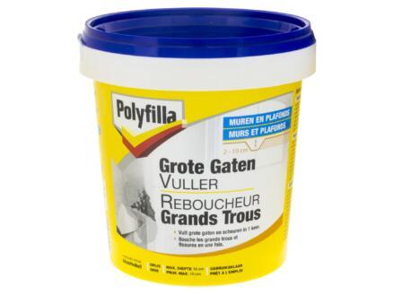 Polyfilla grote gatenvuller 1kg grijs