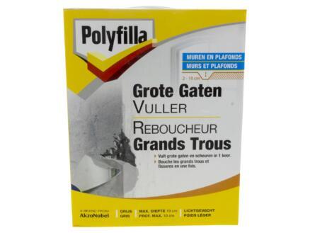 Polyfilla grote gatenvuller 2,5kg