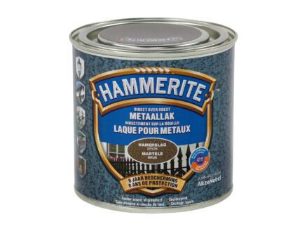Hammerite hamerslaglak 0,25l bruin