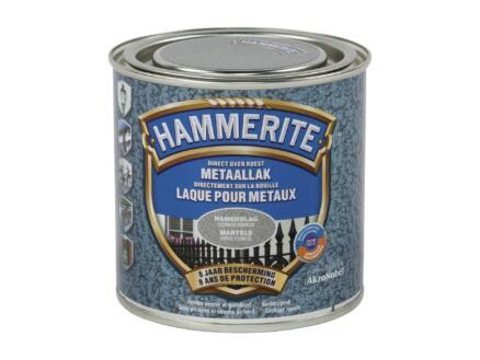 Hammerite hamerslaglak 0,25l donkergrijs