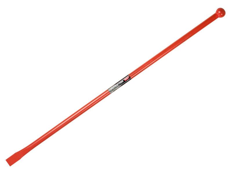 Polet hefboom met bol en beitel 125cm 28mm
