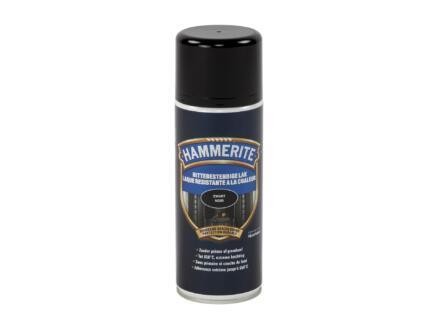 Hammerite hittebestendige lak 0,4l zwart