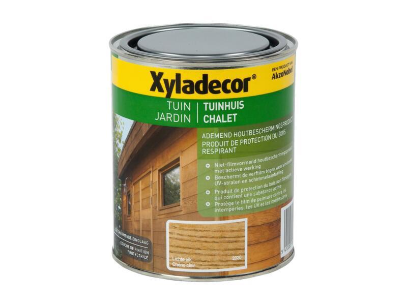 Xyladecor houtbeits tuinhuis 0,75l lichte eik