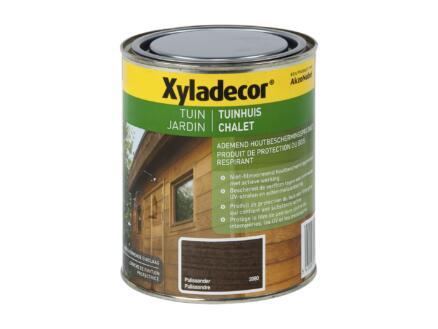 Xyladecor houtbeits tuinhuis 0,75l palissander